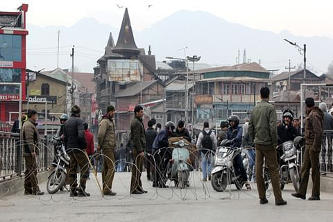 Authorities to impose restrictions in Srinagar areas tomorrow