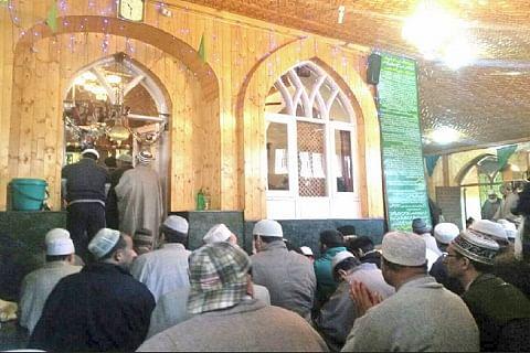 Urs of Hazrat Sheikh Bahauddin Gunj Baksh (RA) observed