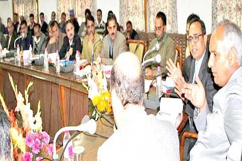 2 major roads in every constituency to be upgraded: A R Veeri