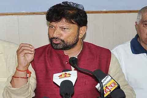 Lal Singh for on-line issuance of NOCs