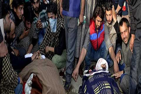 BLOODBATH: Army kills 2 youth in Handwara after protests over girl's 'molestation'