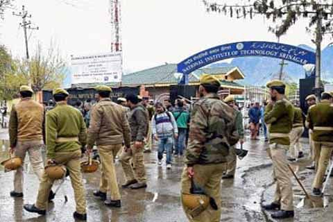 Mehbooba rules out NIT shifting