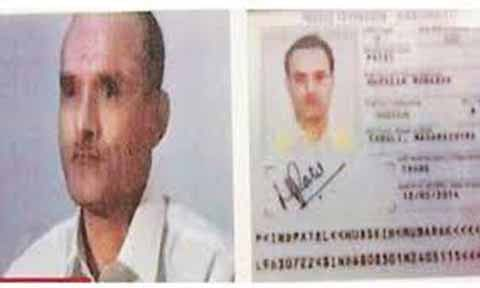 Indian 'spy' charged with terrorism, sabotage in Pak