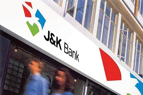 J&K Bank bags award for target achievement