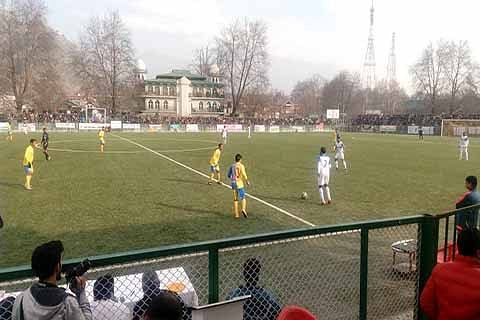 2nd Division, I-League