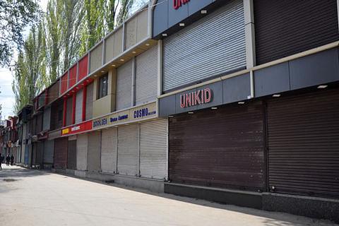 Kashmir shuts against Handwara killings