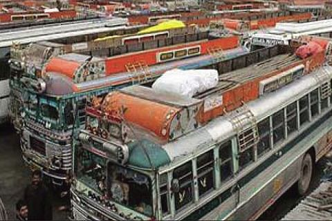 Shifting of General Bus Stand Batamaloo to Parimpora in limbo