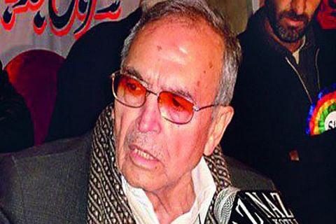 JKLF founder Amanullah Khan passes away