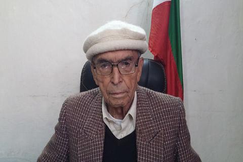 Funeral of Amanullah Khan tomorrow at Rawalpindi
