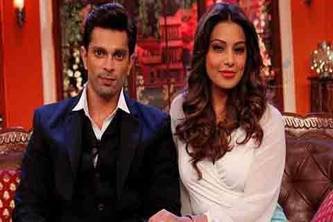 Bipasha Basu, Karan Singh Grover get married, bride glows in red lehenga