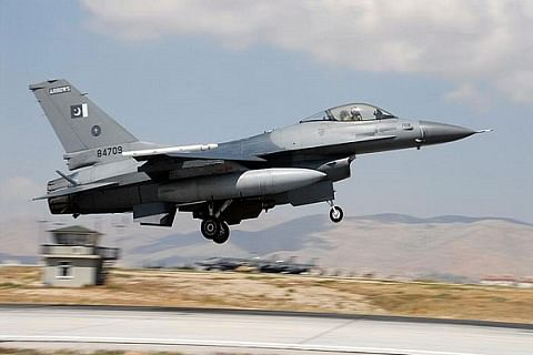 F-16s right platform for Pakistan's counterterrorism war: US State department