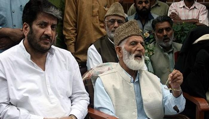 DFP Chief Shabir Shah admitted at SKIMS after collapsing during party function