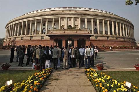 Opposition members protest introduction, passage of bills amid din