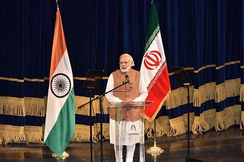 "Modi gifts Iran's Supreme leader reproduction of rare Qur""an manuscript"