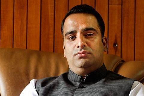 JK's special status in danger: Salman Sagar