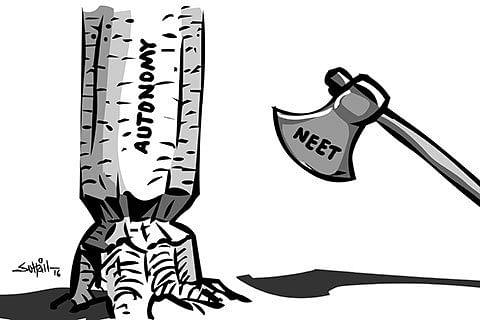 NEET: An assault on JK autonomy – I