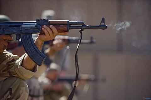 2 militants killed at Sariabala: Police
