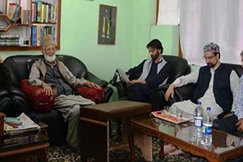 Separatists jointly call for shutdown on Thursday