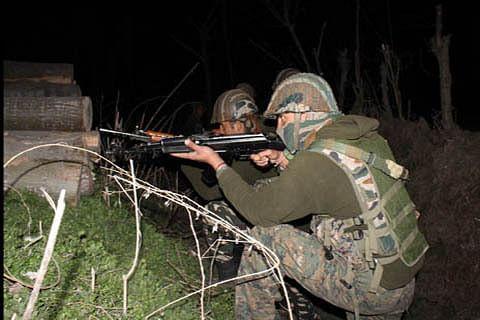 3 militants killed in Handwara: Army