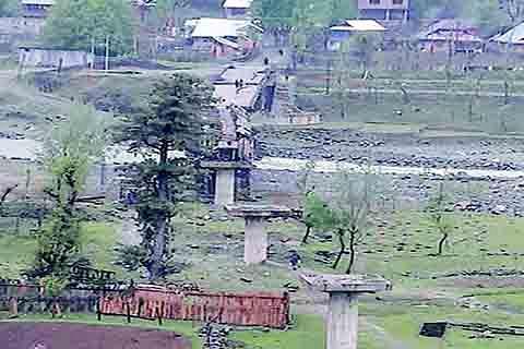 16 years on, Tumina-Chowkibal bridge incomplete; residents suffer
