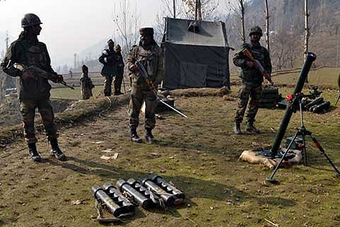 Forces illegally occupy 2710 kanal Wakf land in JK: Govt