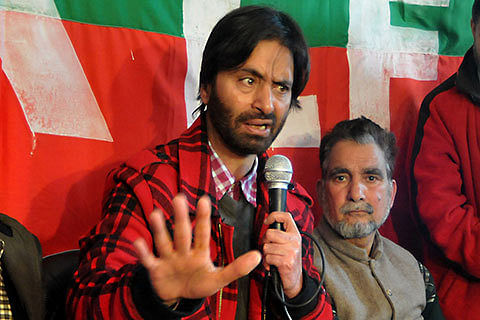 Malik calls for Anantnag by-poll boycott
