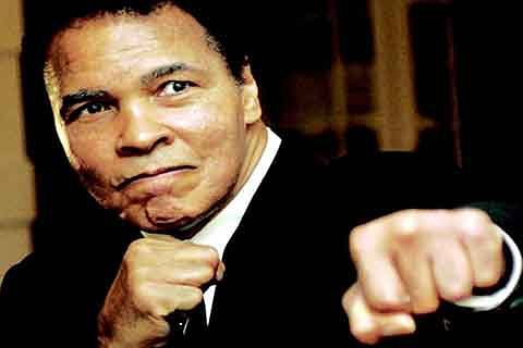 "New York names street ""Muhammad Ali Way"""