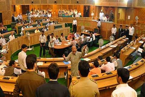Pandemonium in House over PSA detention