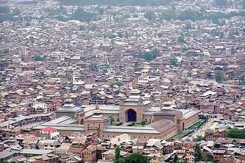 Government faces flak over preparation of Srinagar Master Plan
