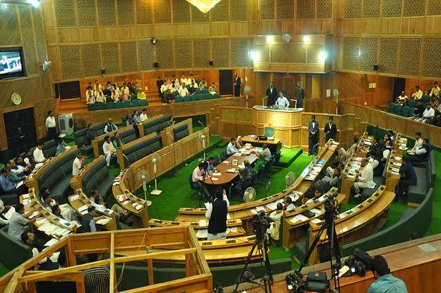 Minister shouts in House, leaves Govt red-faced
