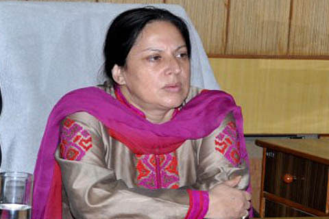 116 posts of doctors referred to PSC, 96 more being referred: Asiea Naqash