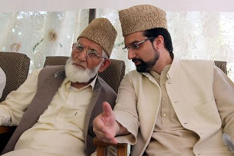 Hurriyat factions likely to be banned under UAPA