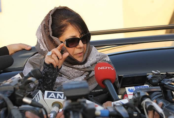 Mehbooba pulls up officials for 'laxity' on public issues