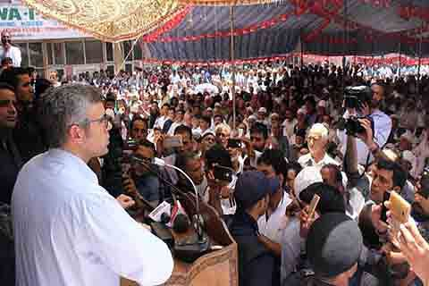 Anantnag by-poll sole focus of entire admin: NC