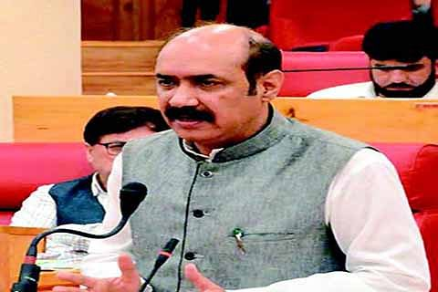 JK ill-equipped to face disasters: Bukhari