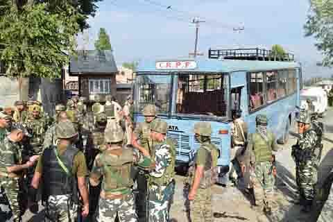 Pampore attack: Three more CRPF men succumb; toll 8