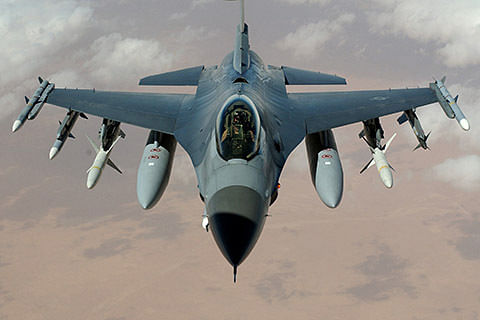 Doors open for negotiation with US on F-16 deal: Pakistan