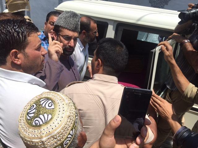 Mirwaiz Detained Ahead Of Jamia Masjid March