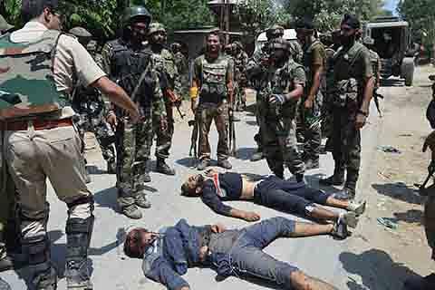2 LeT militants die in Pulwama gunfight