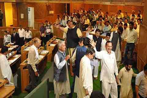 Suicide bid row: CM slams lawmakers for 'hue and cry'