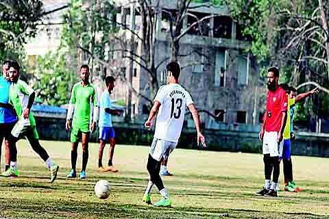 After seniors, Wadoo to train junior footballers