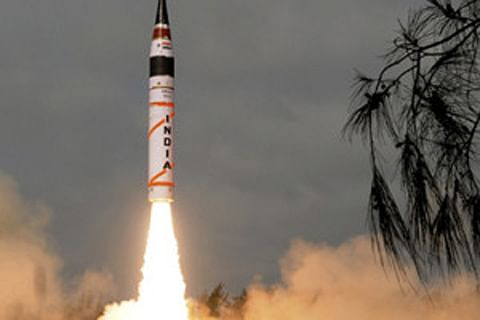Indo-Israeli missile test fired for third time in second day