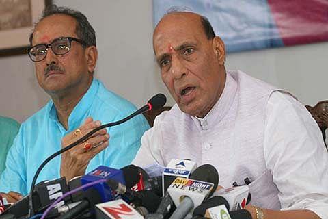Home minister arrives in Srinagar amid surge in militancy