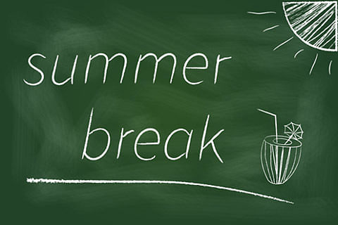 10-day summer break for colleges from July 2