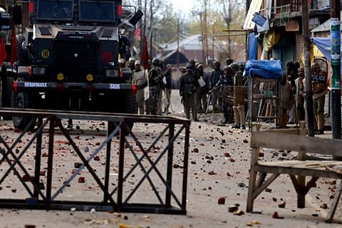 JK Cong condemns release of youths held over stone pelting charges in Kashmir