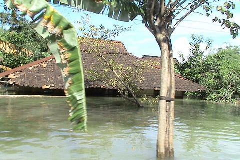 Severe flooding hits Myanmar, over 6,000 affected