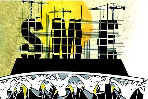 CII for strengthening SMEs through finance services