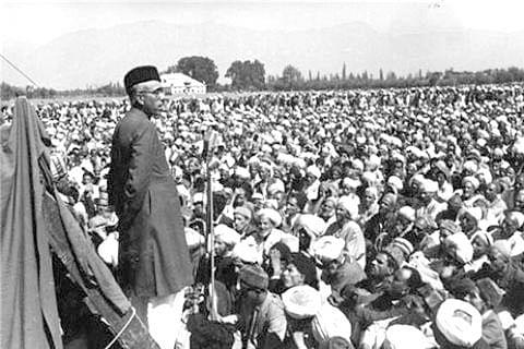 Kashmir's Mainstream anti-Politics