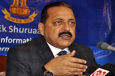 Dr Jitendra announces 50 lakh for Arnas, Gool