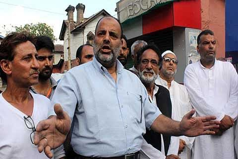 Traders to follow joint programme of resistance camp
